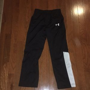 Under armour black active pants